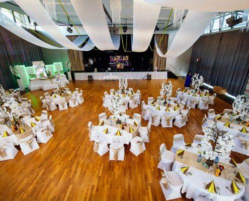 Die Sulmtalhalle | Festsaal, Hochzeitslocation Heilbronn